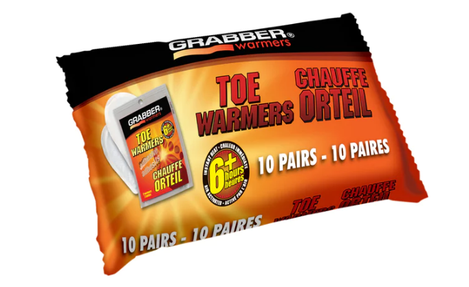 GRABBER GRABBER TOE WARMER (10 PACK)