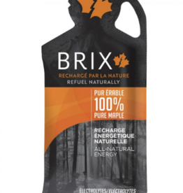 BRIX MAPLE SYRUP ENERGY GEL