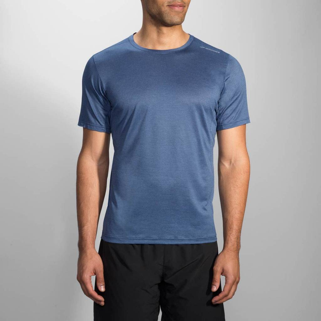 BROOKS BROOKS GHOST SHORT SLEEVE HOMMES