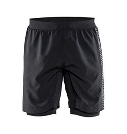 CRAFT CRAFT GRIT SHORTS HOMMES