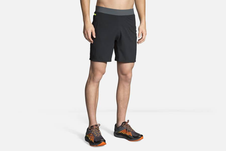 BROOKS BROOKS CASCADIA 7'' SHORT HOMMES