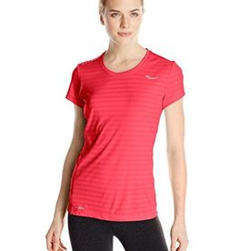 SAUCONY SAUCONY HYDRALITE SHORT SLEEVE FEMMES