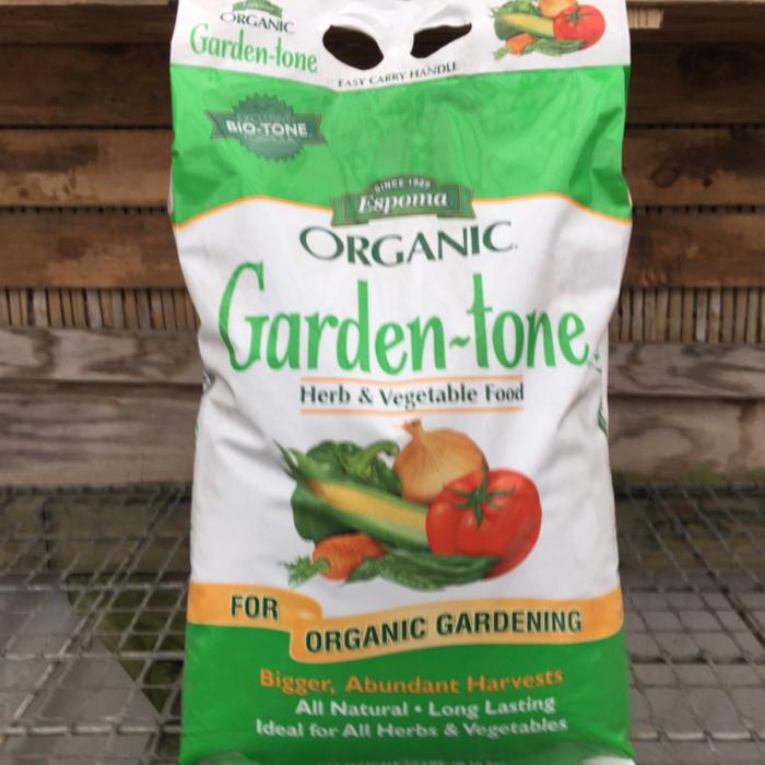 18Lb Gardentone 3-4-4 Fertilizer Espoma