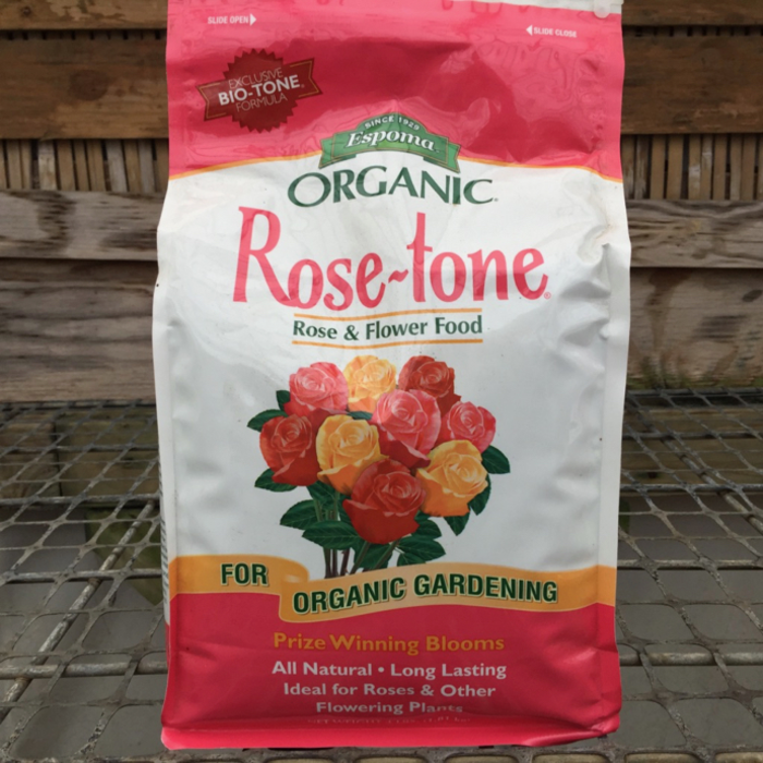 4 Lb Rosetone 4-3-2 Fertilizer Espoma