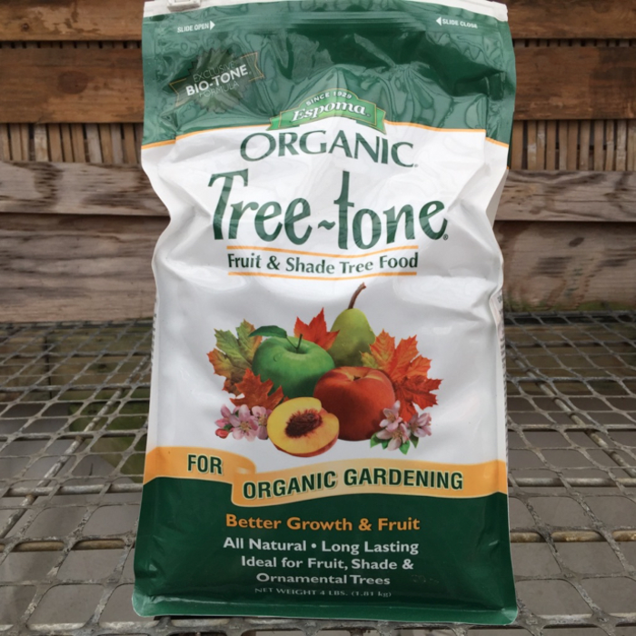 4 Lb Treetone 6-3-2 Fertilizer Espoma