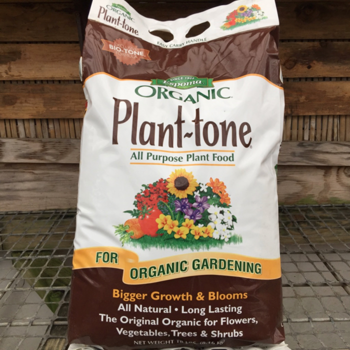 18Lb Planttone 5-3-3 Fertilizer Espoma