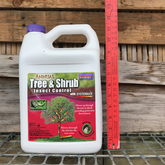 1Gal Annual Tree & Shrub Drench Concentrate Bonide