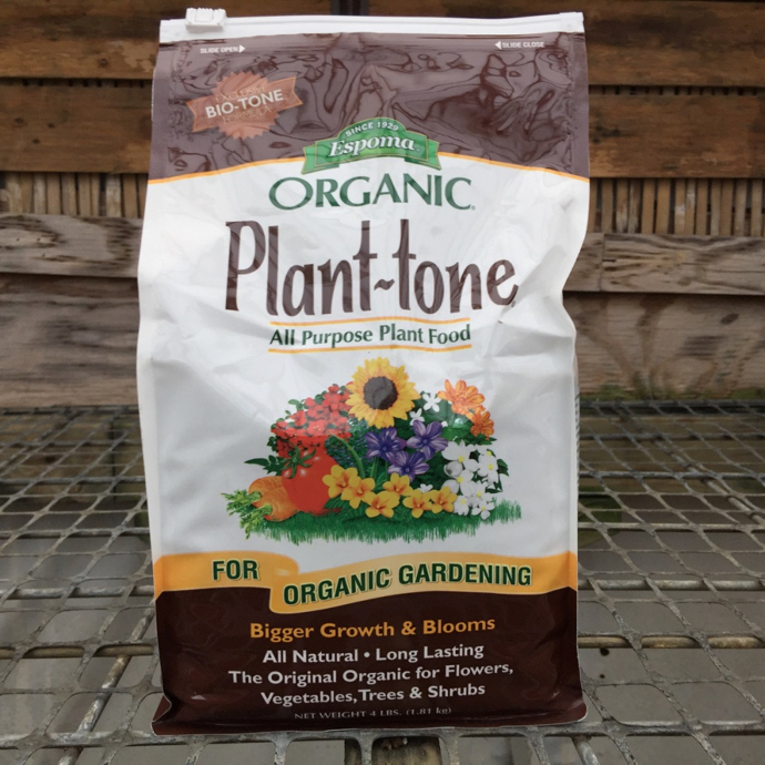 4 Lb Planttone 5-3-3 Fertilizer Espoma