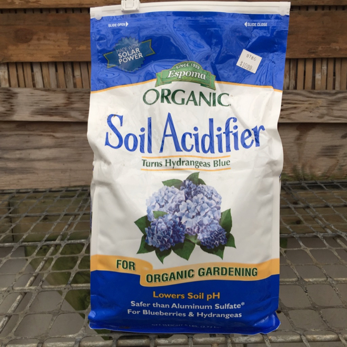 6Lb Soil Acidifier/Garden Sulfur Espoma