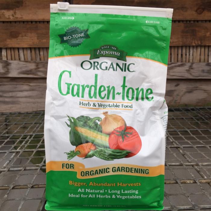 4 Lb Gardentone 3-4-4 Fertilizer Espoma