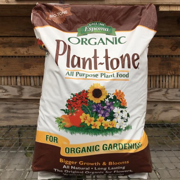36Lb Planttone 5-3-3 Fertilizer Espoma