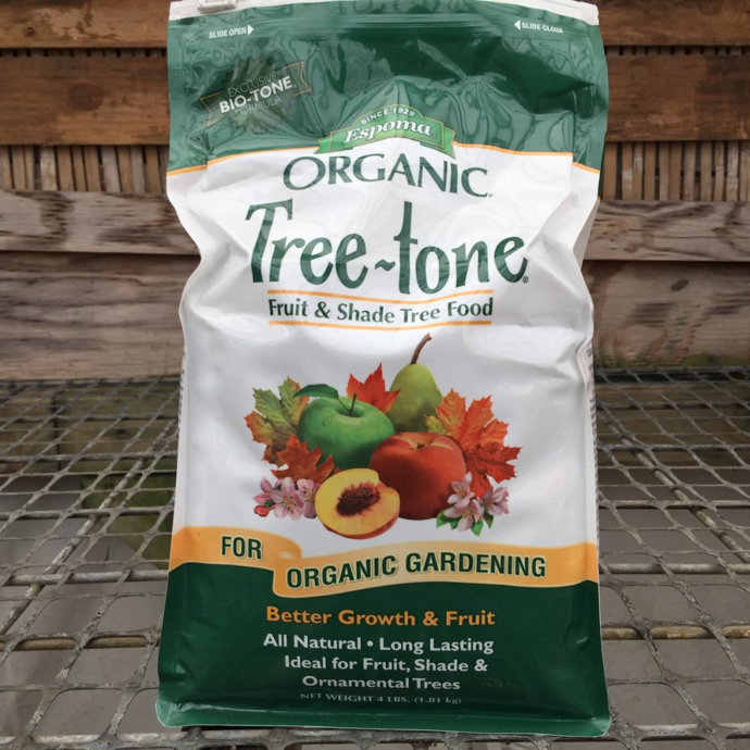 4 Lb Treetone 6-3-2 Fertilizer Espoma