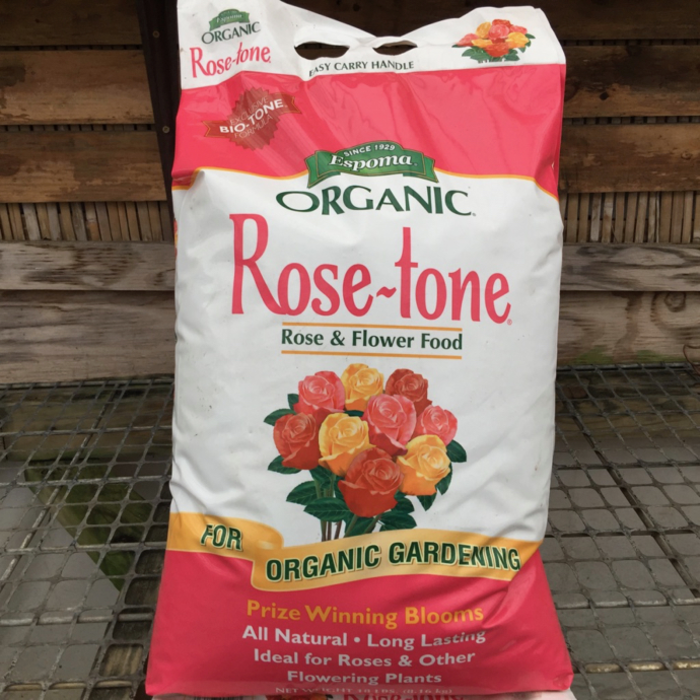 18Lb Rosetone 4-3-2 Fertilizer Espoma