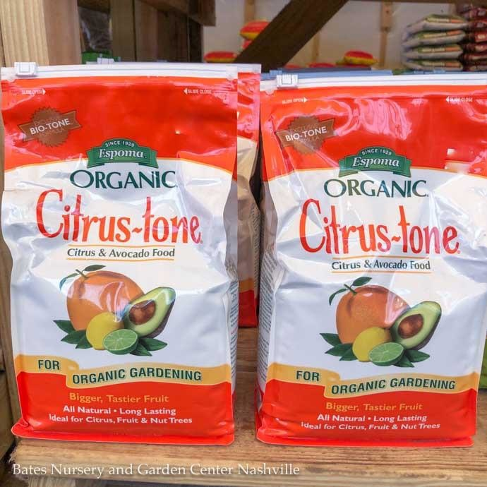4 Lb Citrustone 5-2-6 Fertilizer Espoma