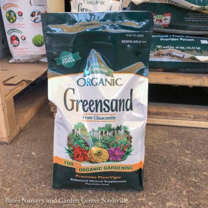 6Lb Greensand 0-0-.1 Fertilizer Espoma