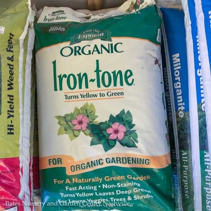 18Lb Irontone 2-1-3 Fertilizer Espoma