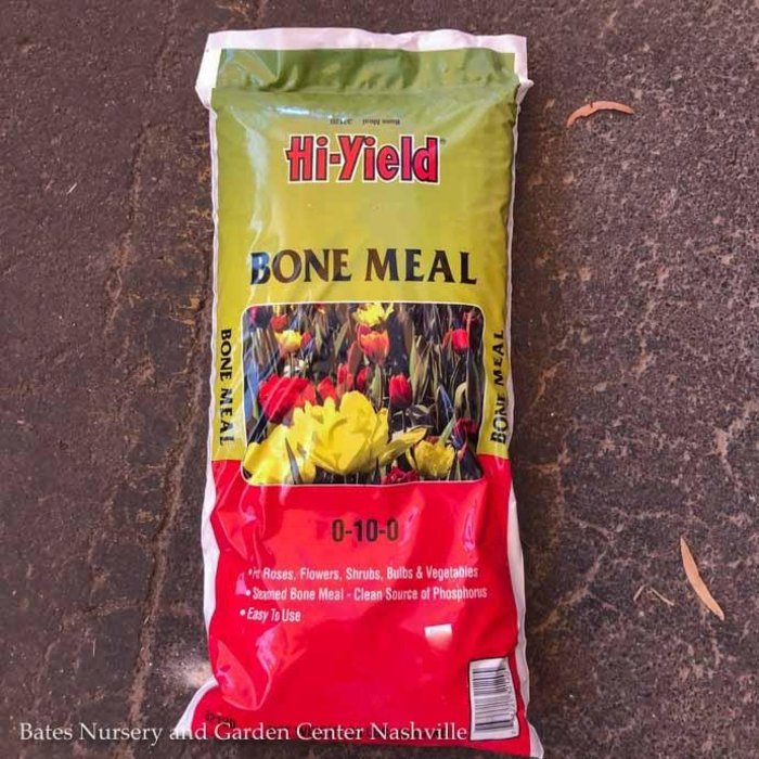 20Lb Bone Meal 0-10-0 Fertilizer Hi-Yield