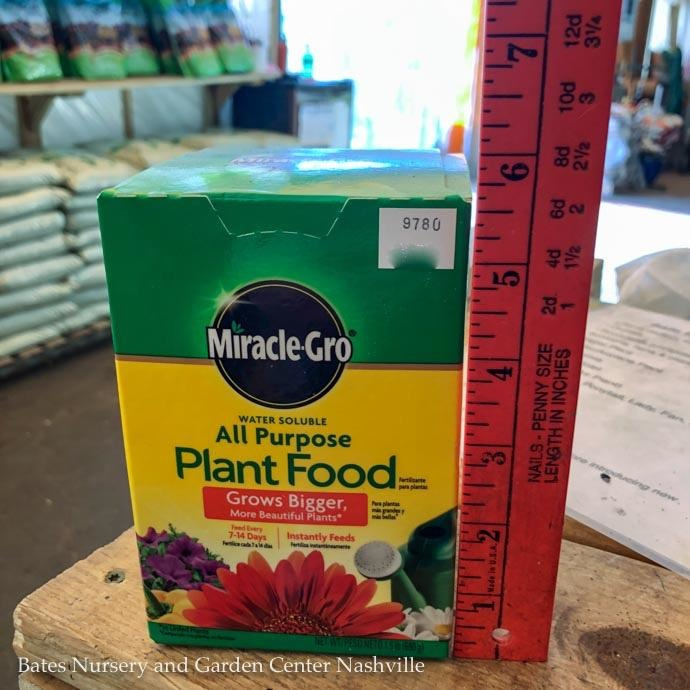 1.5Lb Miracle Gro All Purpose 24-8-16 Fertilizer