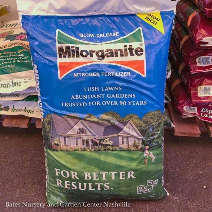 32Lb Milorganite Organic Lawn Fertilizer 6-4-0
