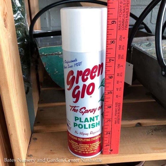 13oz Green Glo Plant Polish/Leaf Shine Spray