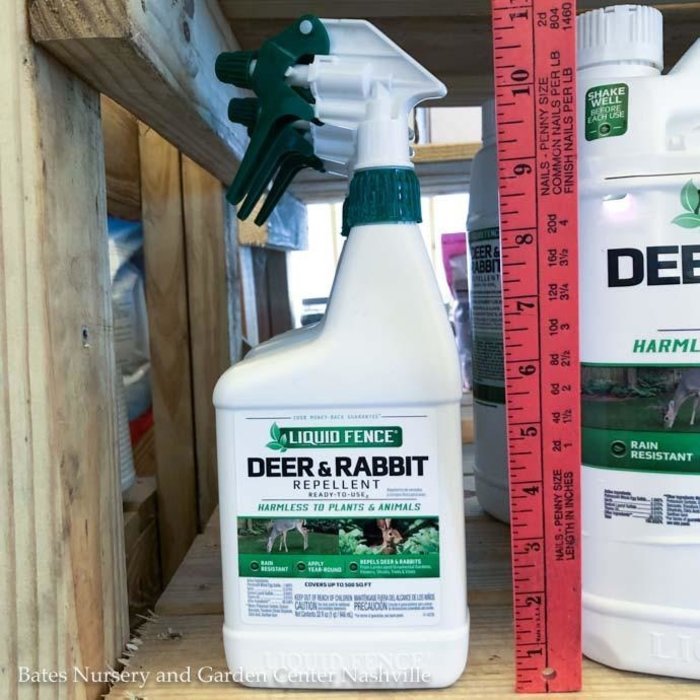 1Qt Liquid Fence Deer & Rabbit RTU