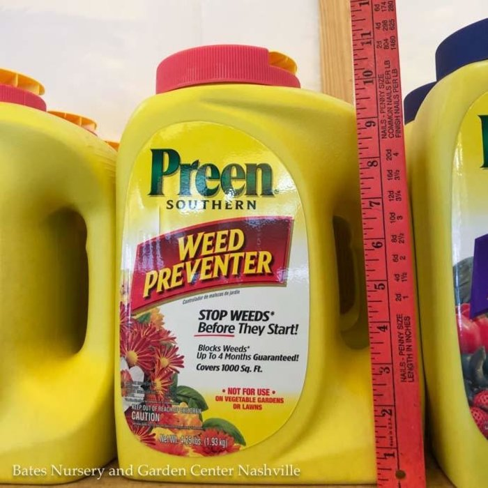 4.25Lb Preen Southern Weed Preventer