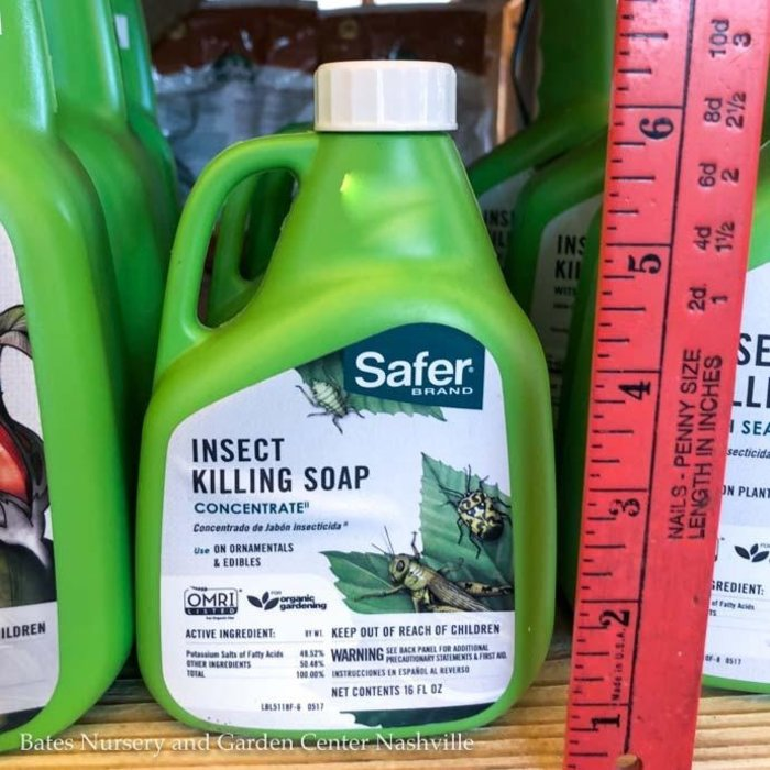 16oz Safer Insecticidal Soap Concentrate