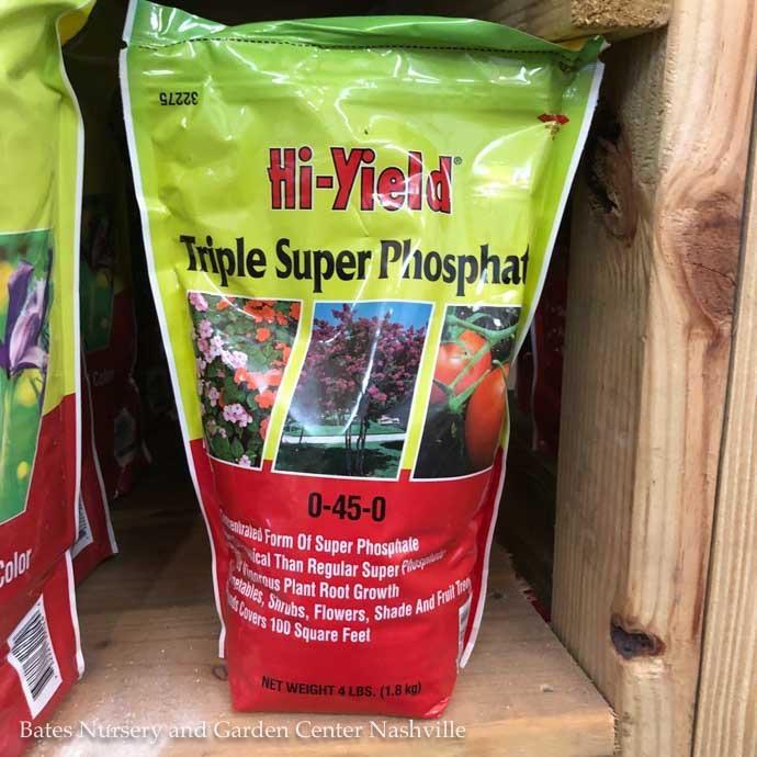 4 Lb Triple Superphosphate 0-45-0 Hi-Yield