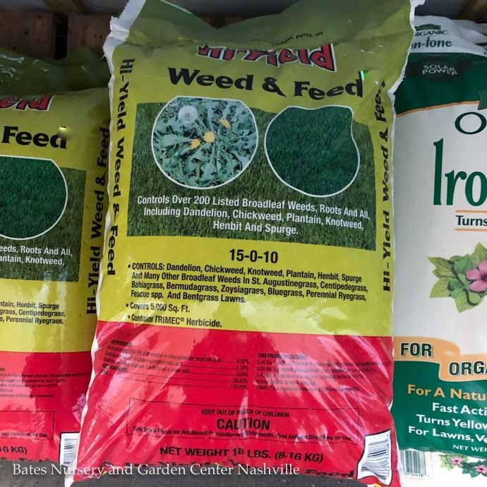 18Lb Hi-Yield Weed & Feed Fert-Herbicide