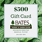 Gift Card for $500