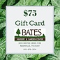 Gift Card for $75