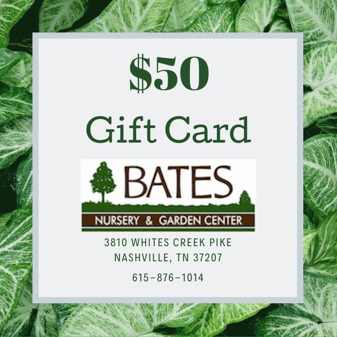 Gift Card for $50