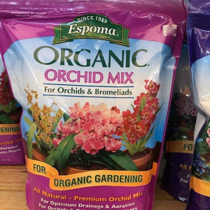 4Qt Organic Orchid Mix Espoma
