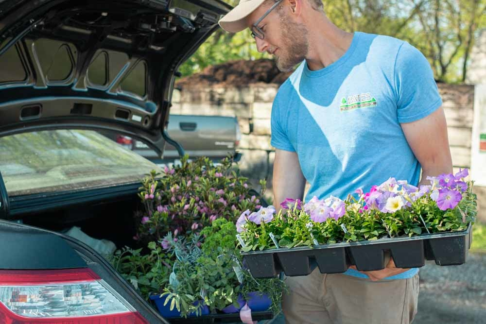 The Tennessean: Nashville Garden Centers Expand Online Shopping for Contactless Pickup, Delivery