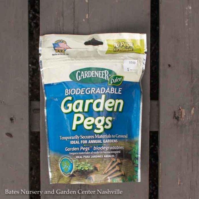 Biodegradable Garden Pegs/Staples Dalen
