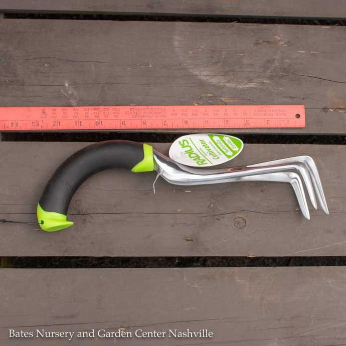 Radius NRG Cultivator Hand Tool - Green