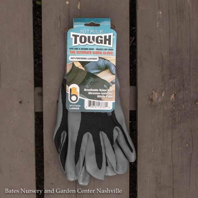 Bellingham Gloves Nitrile Tough Large Black