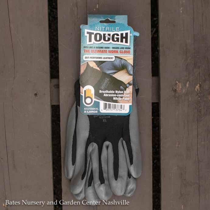 Bellingham Gloves Nitrile Tough X-Large Black
