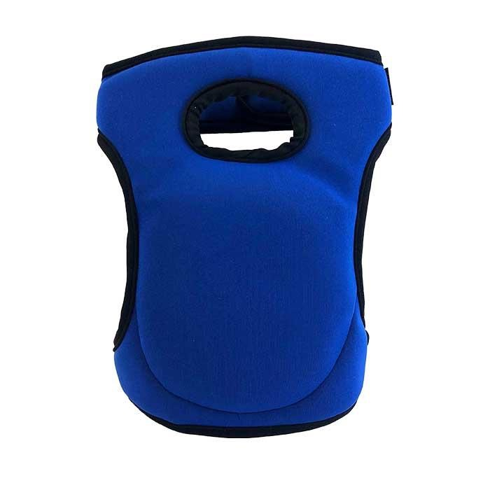 Knee Pads Blue Foam 1pair