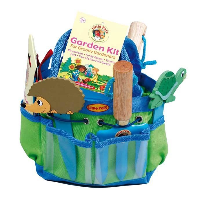 Little Pals Junior Garden Kit - Blue