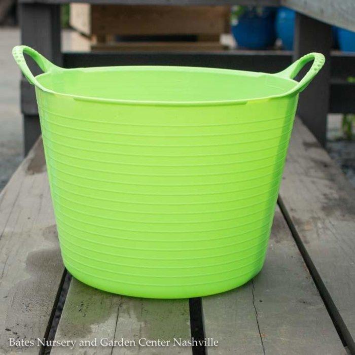 3.5Gal/14L Tubtrug Flexible Small Bucket - Pistachio