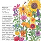 Seed Flower Mix Save the Bees - Assorted species - Lrg Pkt