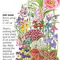 Seed Flower Mix Made In the Shade  - Assorted species - Lrg Pkt