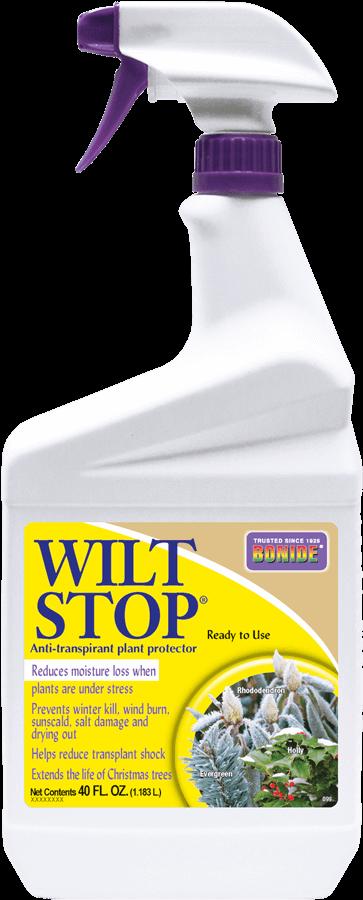 40oz Wilt Stop /Pruf RTU Bonide