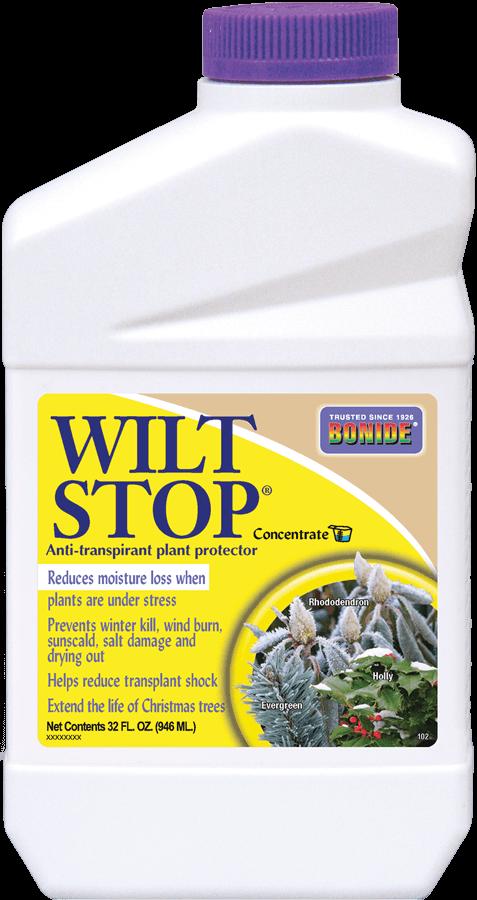 1Qt Wilt Stop /Pruf Concentrate Bonide