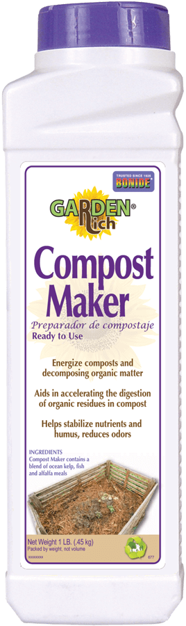 1Lb Compost Maker Bonide