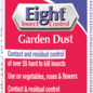10oz Eight Garden Dust Puffer Insecticide Bonide