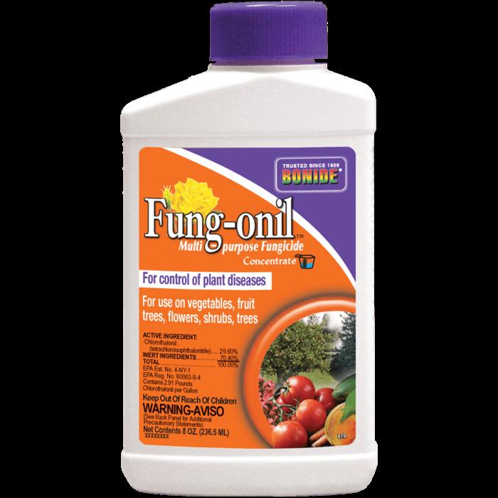 8oz Fung-onil Fungicide Concentrate Bonide