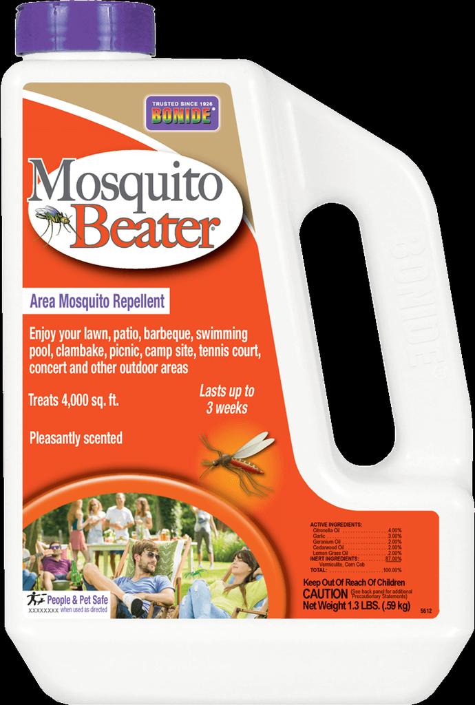 4M Jug Mosquito Beater Granules Insecticide Bonide