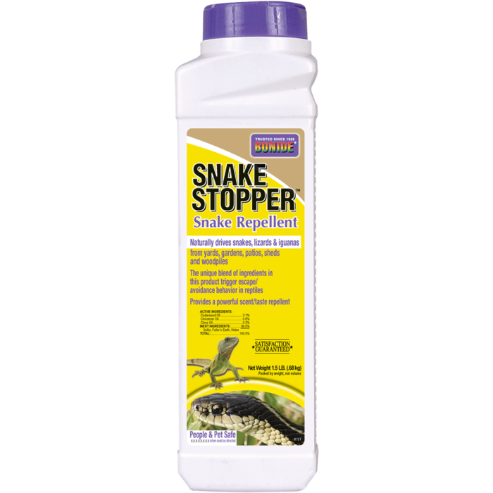 1.5Lb Snake Stopper Repellent Bonide